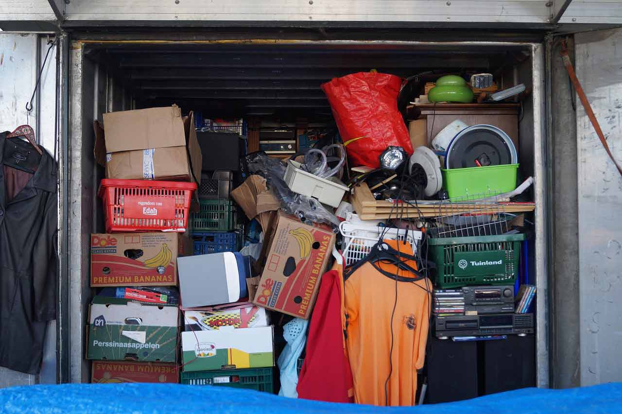 Move In/Out Cleanings - Storage
