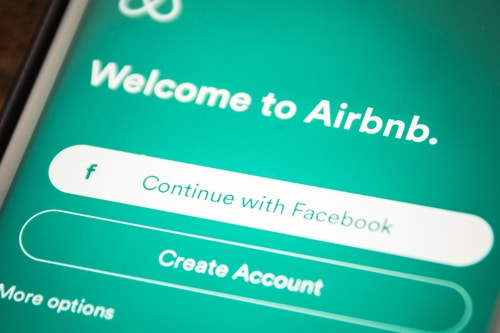 how to close airbnb account